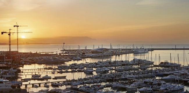 Морской терминал в Салерно © Hufton+Crow