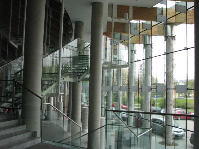Опера и филармония Подляска. Европейский центр искусства в Белостоке. Постройка, 2012. Фотография © Ирина Бембель