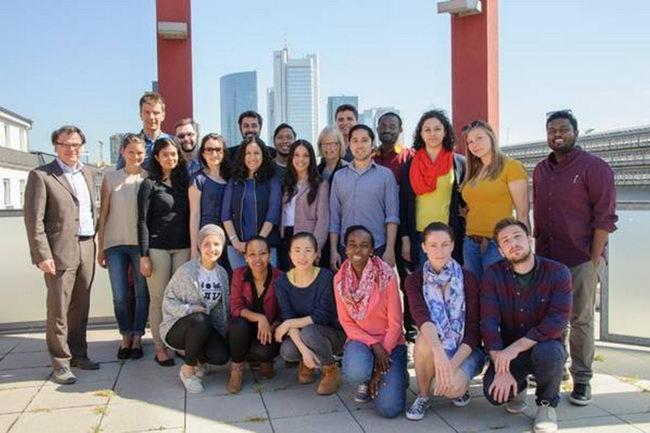 Группа учебной программы Mundus Urbano. Фото предоставлено Марией Крыловой
