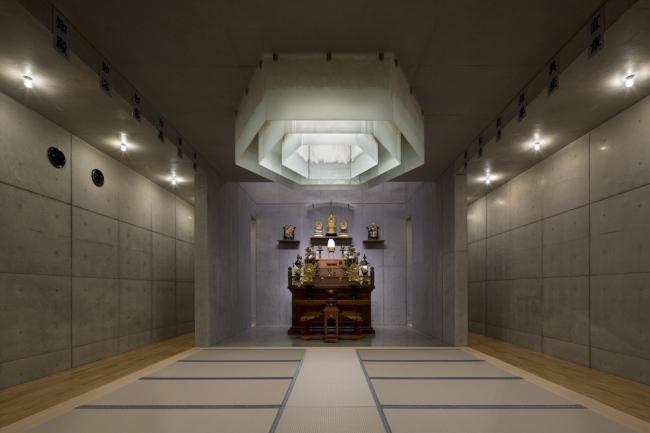 Буддийский храм Синкодзи © Toshiyuki Yano