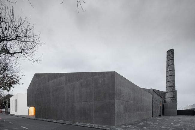 Центр Современного искусства Архипелага в Рибейра-Гранди © José Campos