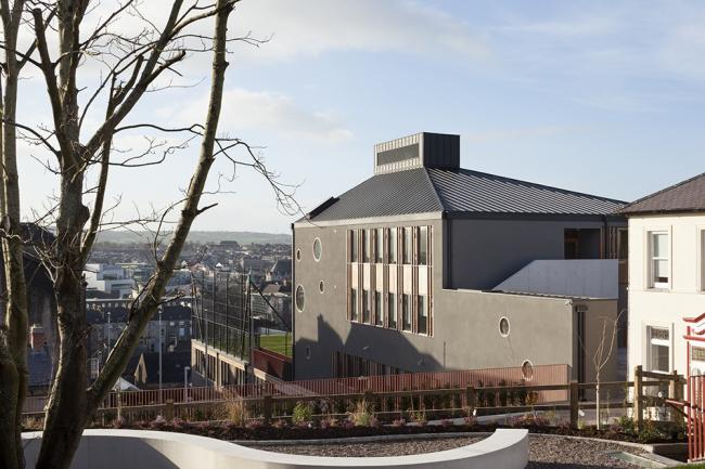 Колледж Святой Анджелы в Корке © Alice Clancy