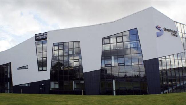 College Gebäude, Stourbridge, Великобритания © Agrob Buchtal