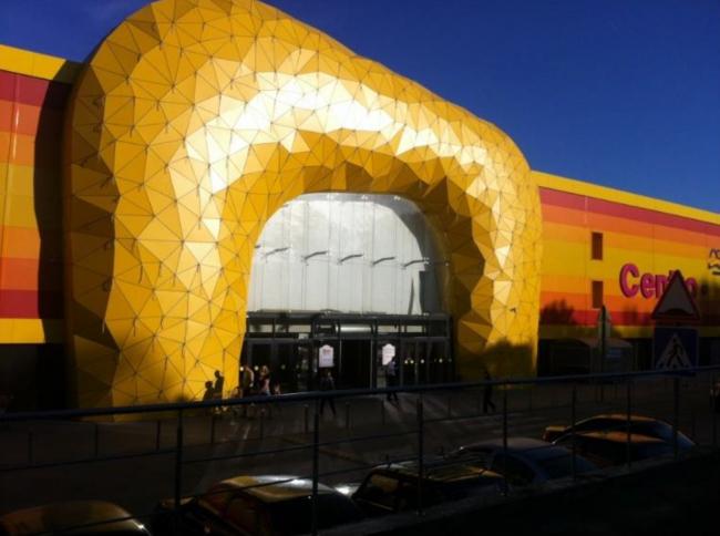Торговый центр в Саратове © Завод слоистых материалов