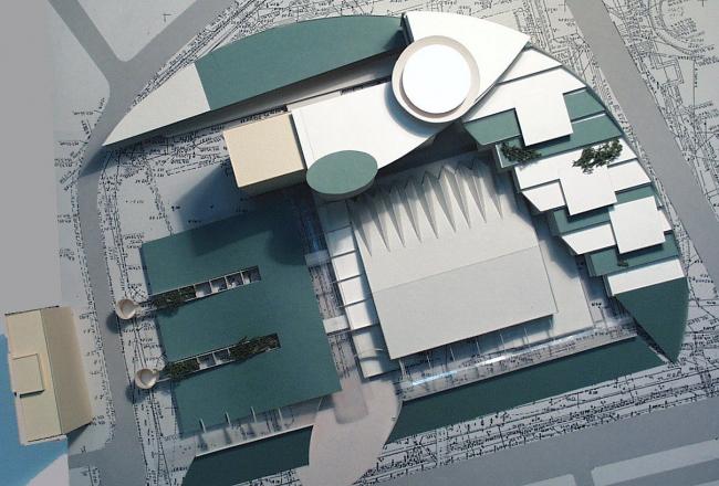 Реконструкция гостиницы «Орленок», г. Москва © Архитектурное бюро Асадова