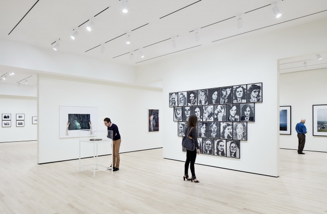 Новое крыло Музея современного искусства Сан-Франциско © Joe Fletcher, предоставлено SFMOMA
