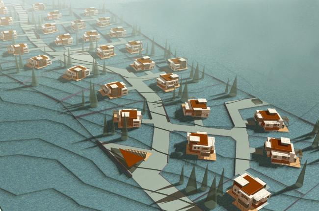 Коттеджный поселок, дер. Горки © Архитектурное бюро Асадова