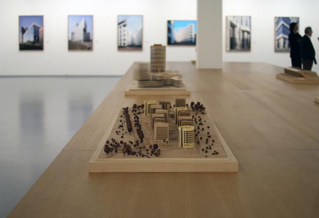"""Выставка """"Проект SPEECH"""", зал SPEECH-1. Фотография © Юлия Тарабарина, Архи.ру"""