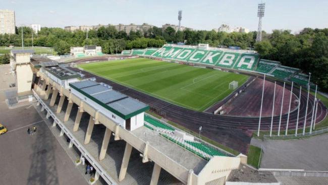 """Спортивный стадион """"Торпедо"""". Существующее положение. Проектировщик ПИ «Арена»"""