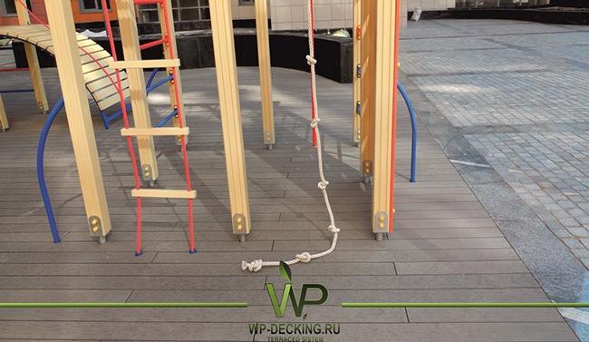 ДПК – максимальная устойчивость к воздействию солнечных лучей и практически неограниченная износостойкость. Фото предоставлено компанией Woodplast