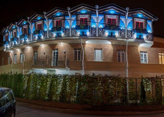 Отель «Бронзовый Кабан» (Воронеж). Предоставлено коммуникационным агентством «Правила Общения»