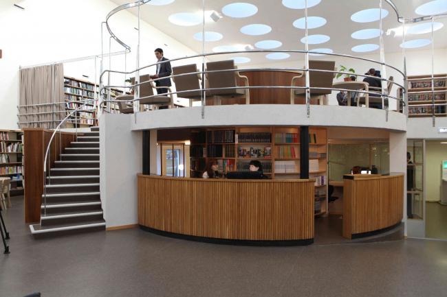 Библиотека Алвара Аалто (Выборг). Предоставлено коммуникационным агентством «Правила Общения»