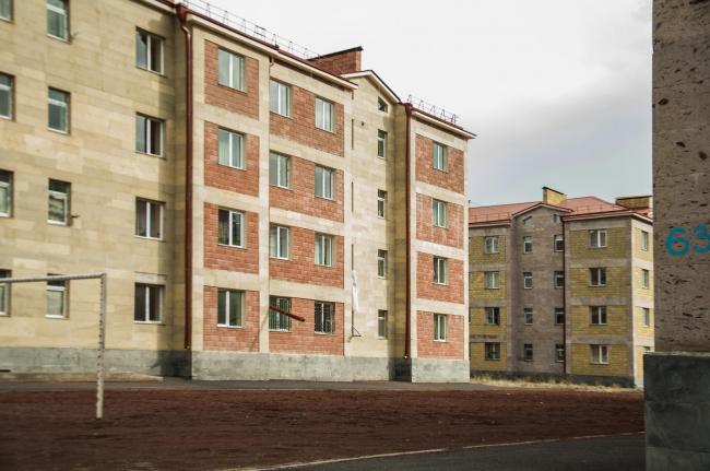 Квартал Муш в Гюмри © Тигран Манукян