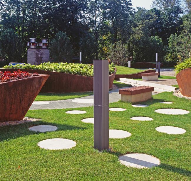 Благоустройство территории ЖК «Юнион-парк». Реализация, 2008 © Ландшафтная компания ARTEZA
