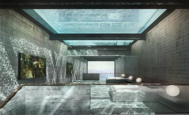 Дом Casa Brutale © OPA, LOOM Design