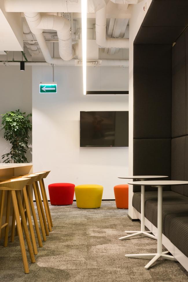 Офис A.T. Kearney. Фотография предоставлена компанией OfficeNext
