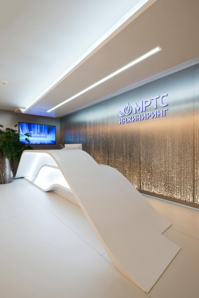 Офис МРТС. Фотография предоставлена компанией OfficeNext