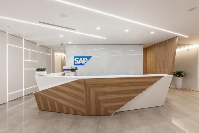 Учебный центр SAP. Фотография предоставлена компанией OfficeNext