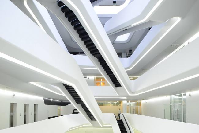 Бизнес-центр Dominion Tower. Фотография предоставлена компанией OfficeNext