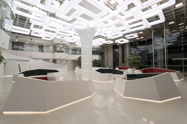 Офис Bearys Global Research Triangle. Фотография предоставлена компанией OfficeNext