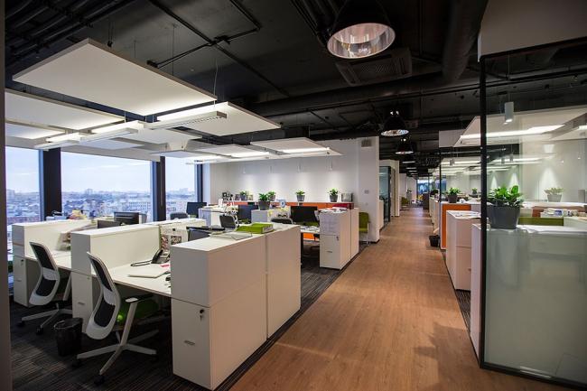 Офис «Герофарм». Фотография предоставлена компанией OfficeNext