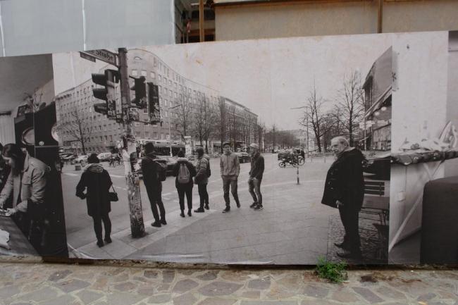Павильон Португалии на Кампо-ди-Марте. Фото: Нина Фролова