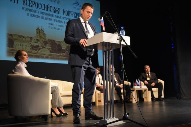 Фотография предоставлена пресс-службой НП «Росрегионреставрация»