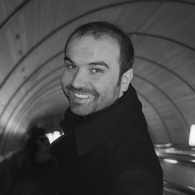 Иво Баррос,архитектор и урбанист, ARUP UK. Фото © Александра Чечёткина