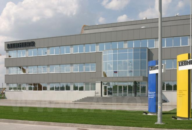 Завод Liebherr. Фотография с сайта ato.ru