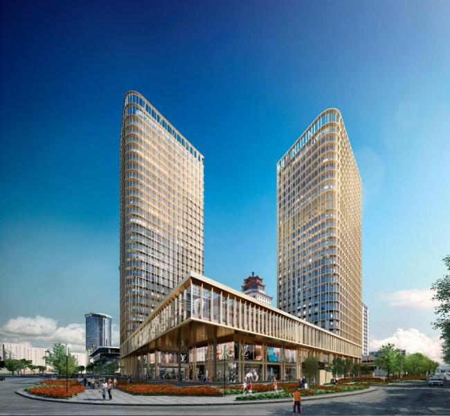 Комплекс Talan Towers