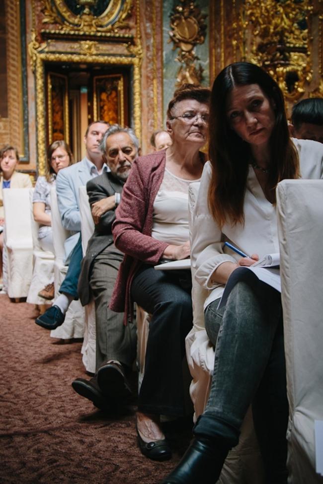 Конференция по современной церковной архитектуре в Доме архитектуры Санкт-Петербурга