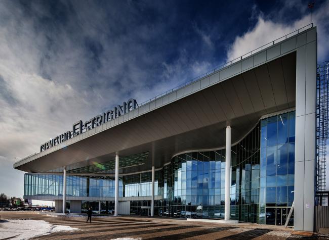 Аэропорт «Стригино», Нижний Новгород