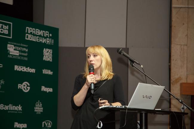 Елена Потемкина – дизайнер и автор интерьеров аэропорта «Кольцово» (Nefa Architects)