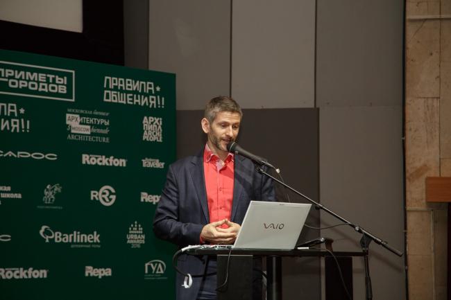Илья Тиняков, директор по связям с общественностью ГК «ТЕРРА-ЗАПАД»