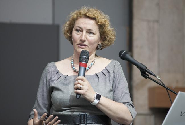 Полина Филиппова, директор Фонда ПЕРИ (фонд содействия развитию культурных, образовательных и социальных программ)