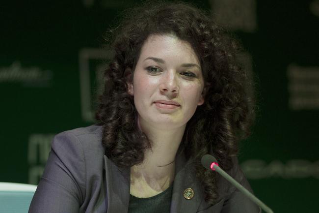 Наталия Фишман –  Помощник Президента Татарстана