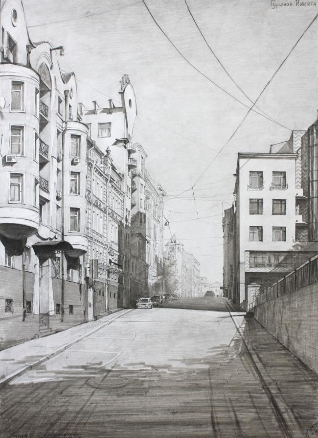 Никита Гурьянов. Диплом I степени