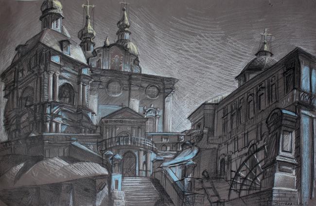 Ксения Згурская. Диплом III степени