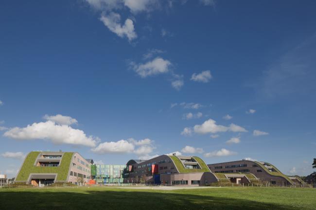 Детская больница им. Алдера Хея в Ливерпуле.  BDP. Фото © David Barbour