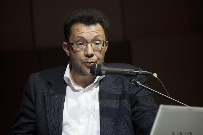 Алексей Гинзбург, архитектор, руководитель мастерской «Гинзбург Архитекс»