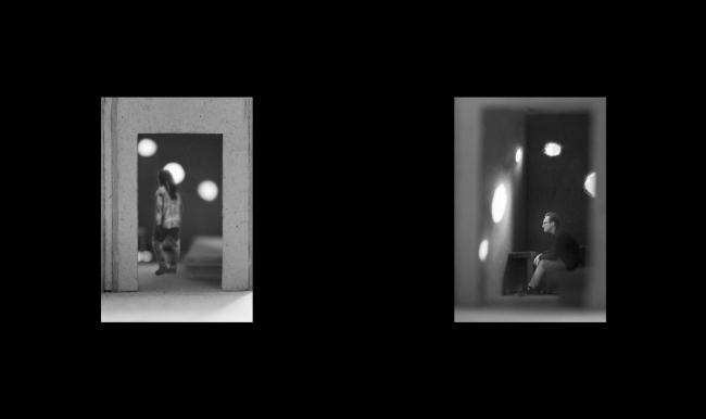 Дипломная работа Дарьи Зайцевой «Городская тюрьма». Руководители: Евгений Асс, Кирилл Асс. Камеры © МАРШ, 2016
