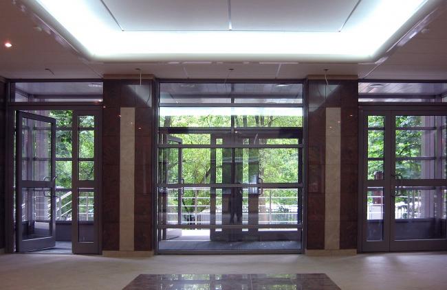 Финансово-казначейское управление ЮЗАО г. Москвы © Архитектурное бюро Асадова