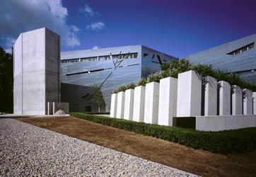 Еврейский музей. Д.Либескинд