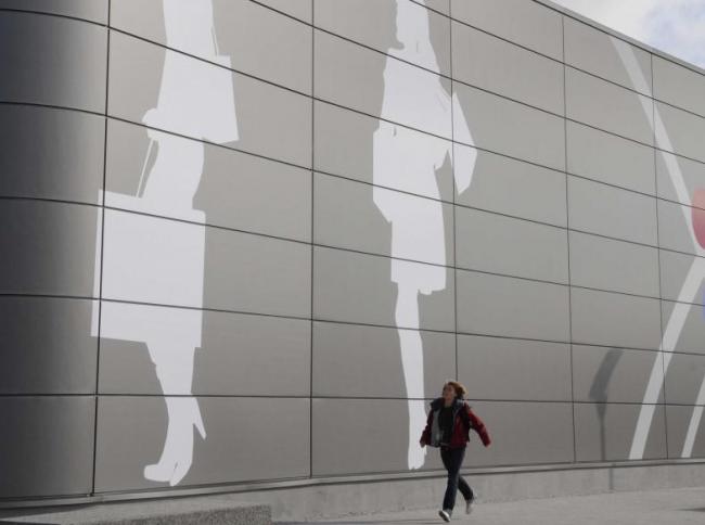 Торговый центр Galeria Ostrovia. Фото предоставлено «ТРИМО-ВСК»