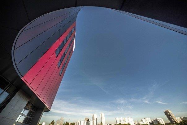 Торговый центр «Формула X». Фото предоставлено «ТРИМО-ВСК»