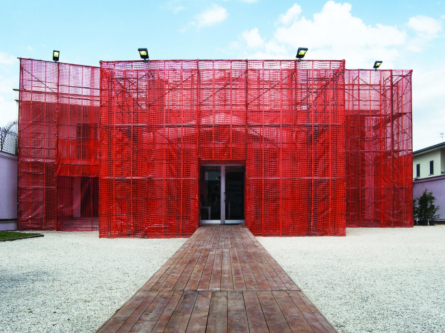 Проект Restart: вилла мафиози, превращенная в музей. Архитекторы Dianarchitecture + RS Architettura