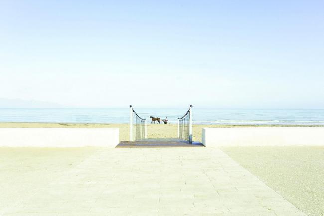 Благоустройство участка прибрежной зоны в Палермо. AM3 Architetti Associati. Фото: Mauro Filippi