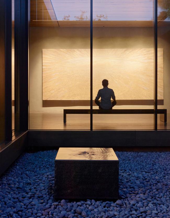 Центр медитации Windhover © Matthew Millman