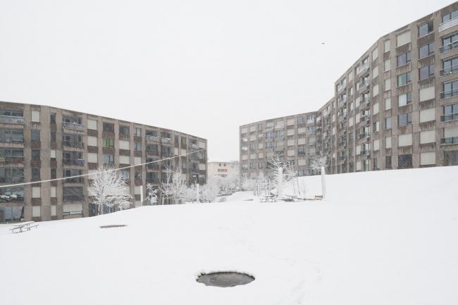 Поселок «Тримли» в Цюрихе. 2009-2011. Von Ballmoos Krucker Architekten © Юрий Пальмин