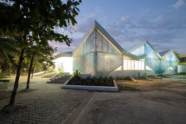 Центр лечения холеры GHESKIO © Iwan Baan